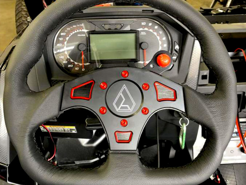 Assault Industries Ballistic D V2 Steering Wheel for UTVs