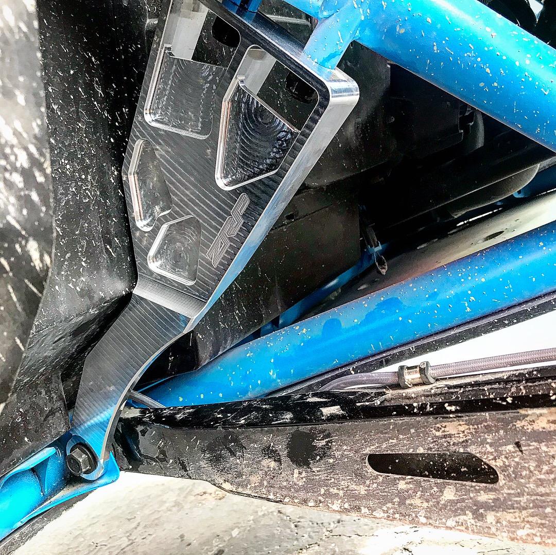 Zollinger Racing Products (ZRP) Billet UTV Parts